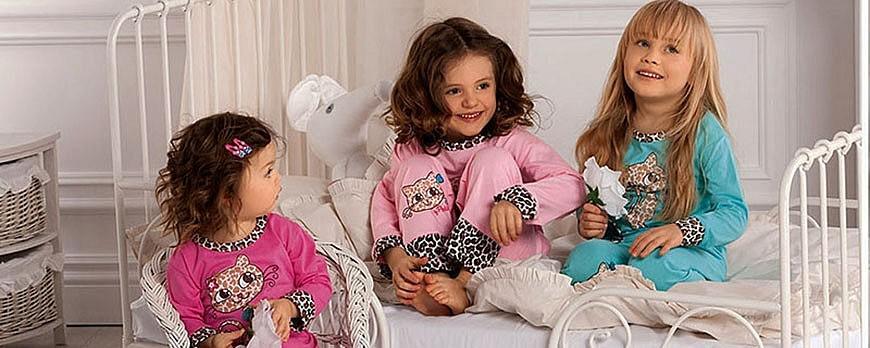 Детские пижамы в Den-Dan