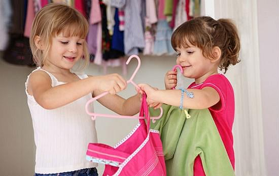 Планируем покупки детского гардероба