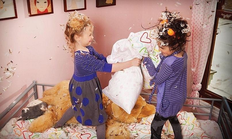 Детский трикотаж Deux par Deux