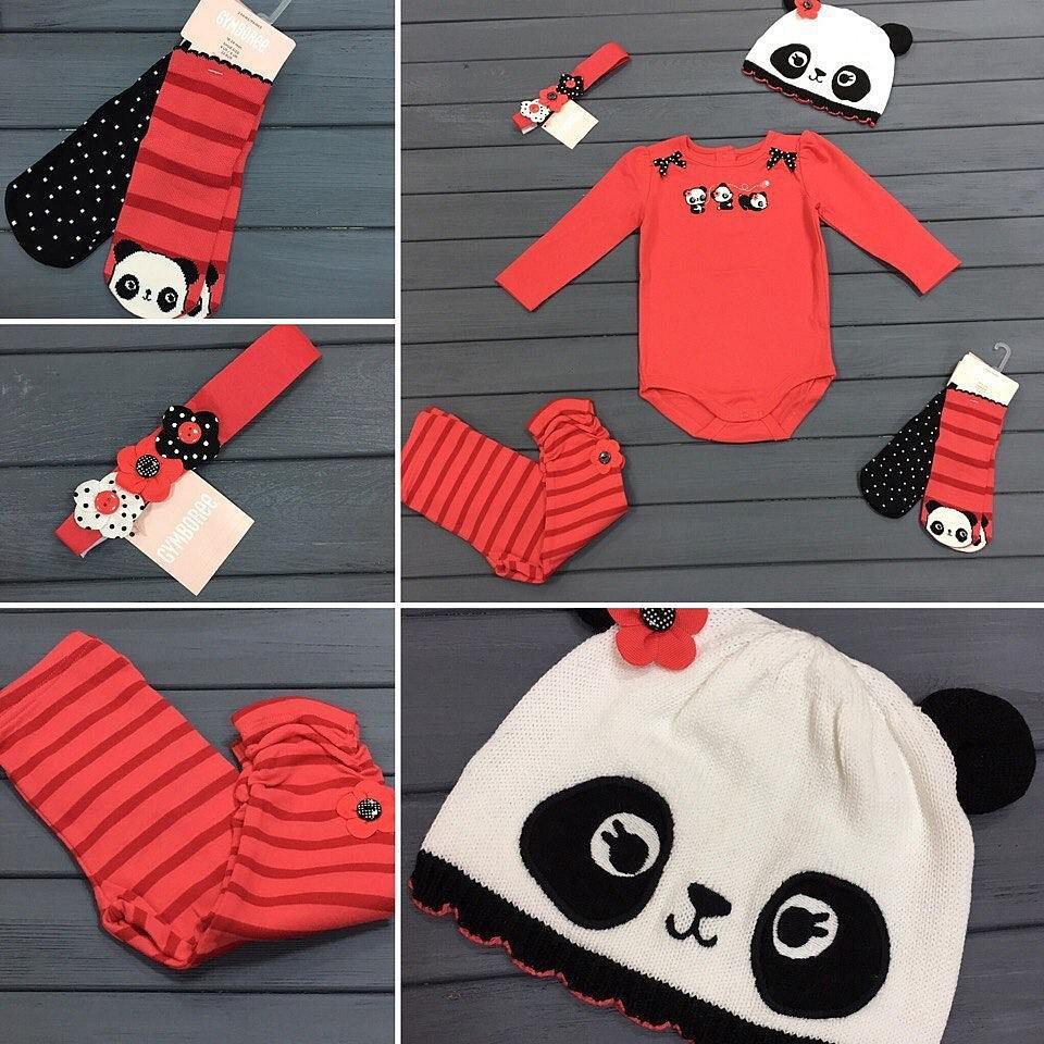 Одежда для детского сада Gymboree