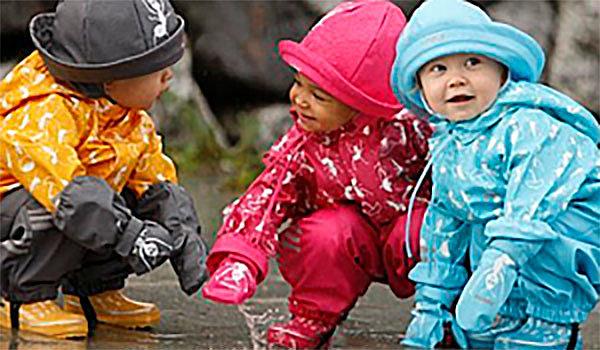 Как выбрать детский комбинезон ребёнку