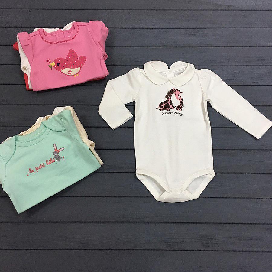 Выбираем боди для малыша