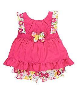 Подобрать детскую одежду 3