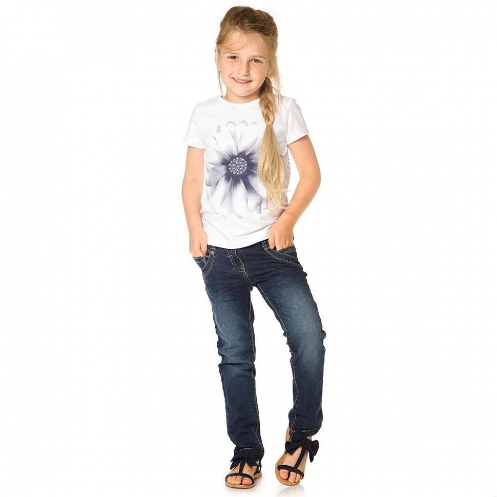 Модная детская одежда: джинсы